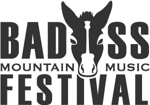 Badass Mountain Music Festival logo