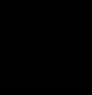 1-color Vespa Logo