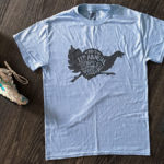 Turkey Trot Tshirt designed by Miranda Williams
