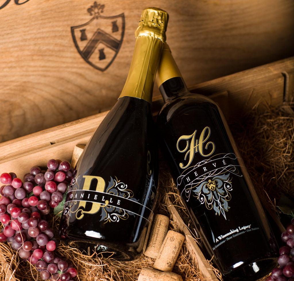 D.H. Lescombed D & H Commemorative Wines