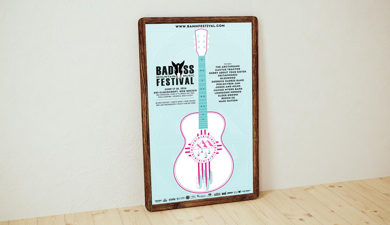 2016 Badass Mountain Music Festival