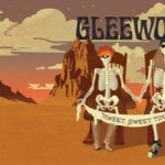 Gleewood Album Illustration by Miranda Williams