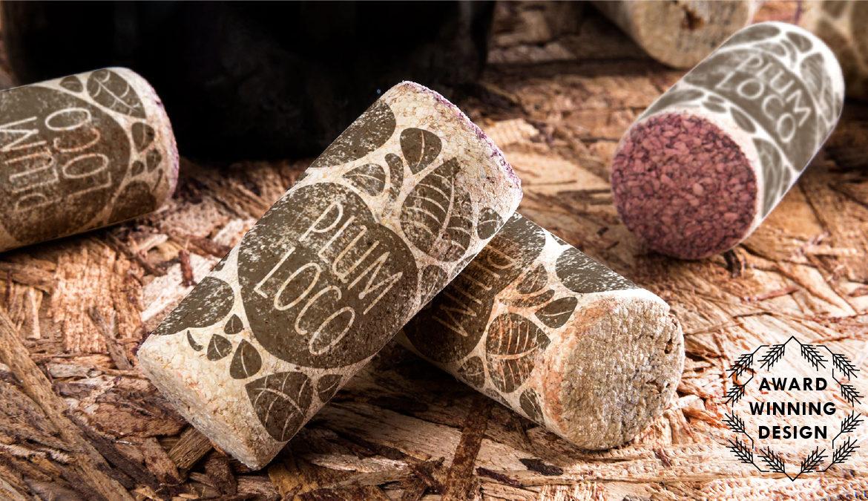 Plum Loco packaging by Miranda Williams