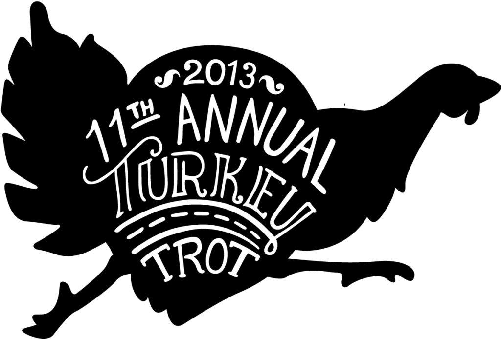 Turkey Trot T-shirt Graphic