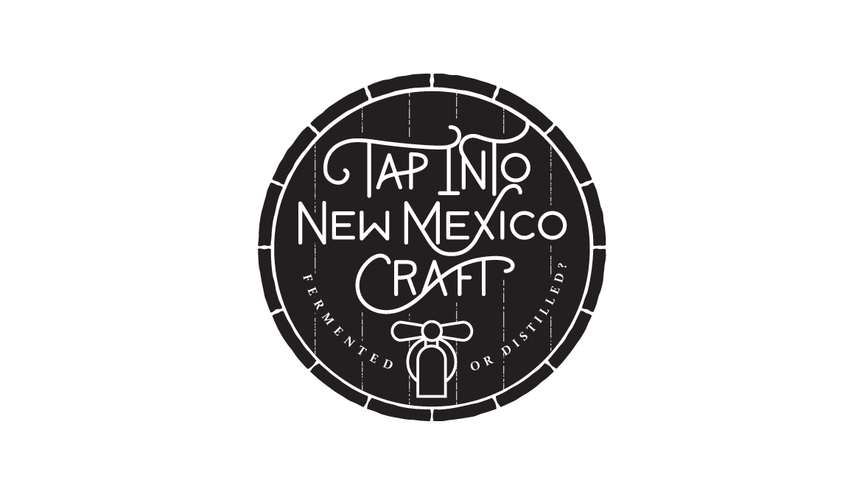 Tap into New Mexico Craft logo designed by Miranda Williams